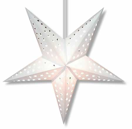 Purity Star Lantern - Click Image to Close